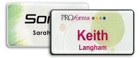 Large Name Badges | www.namebadgesinternational.us
